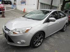 Ford Focus 2013 4p Se Plus Aut