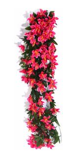 Planta Artificial Colgante - 80 Cm - Decoración