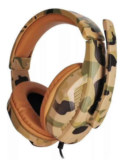 Headphone Headset Gamer Xbox One Ps4 Pc Cel P2 F31