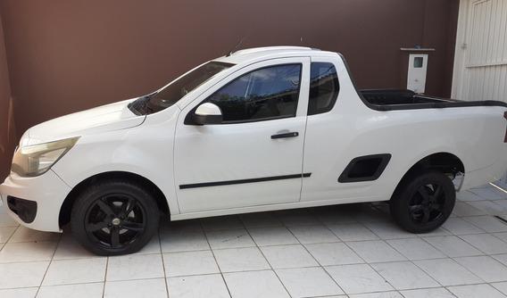 Chevrolet Montana 2012 - Financio Em Até 60x -