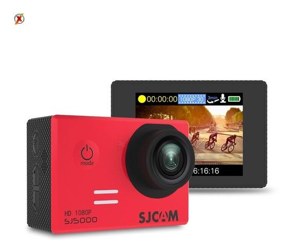 Câmera Esportiva Sjcam Sj5000 1080p 14mp Com Wifi Original