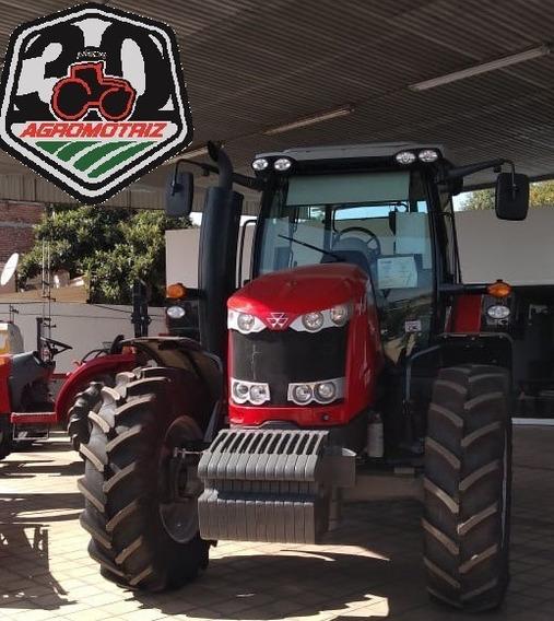 Tractor Agrícola Cabinado Mf7615(150hp) Promo! Nuevo!