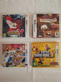 Juegos Nintendo Ds O 3ds Originales