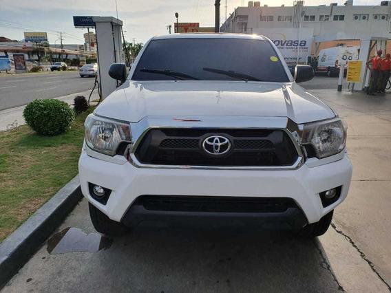 Toyota Tacoma Americana Doble Cabi