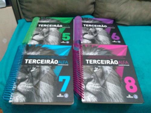 Terceirão Alfa Caderno Do Aluno Vol. 5-6-7-8, Anglo 2020