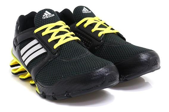 Tenis adidas Hombre Negro Springblade Eforce Aq4527