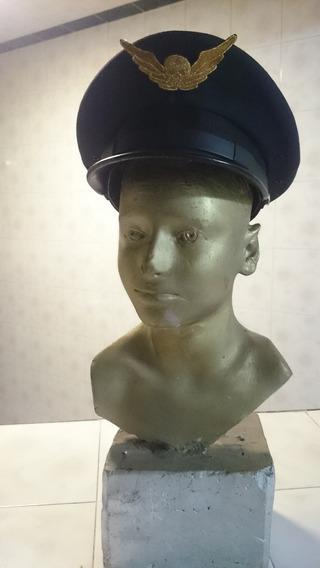 Kepi De Policía Color Azul Marino