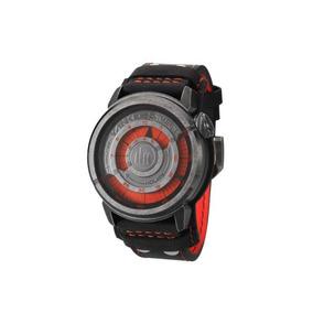 Relógio De Pulso Masculino Black Angels Ys30345v