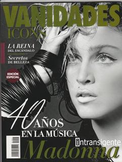Madonna - Revista Vanidades Icons Mexico (ed. Especial 2019)