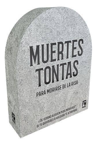 Imagen 1 de 4 de Juego De Mesa Muertes Tontas 1195
