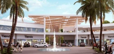Renta De Locales Y Oficinas Cancún Centro Plaza Comercial Sobre Avenida Colosio. Local 16