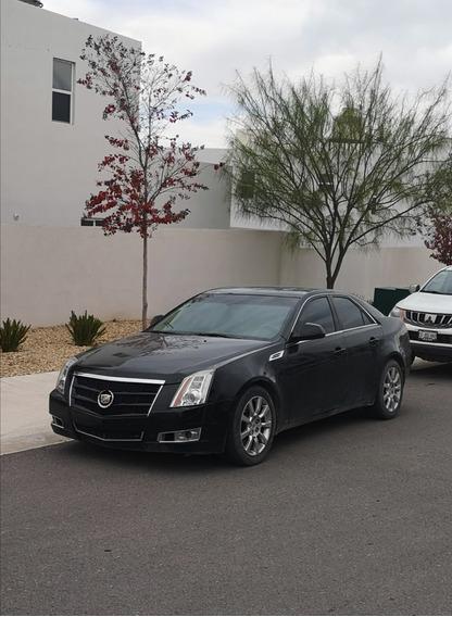 Cadillac Cts B Premium Piel At 2008