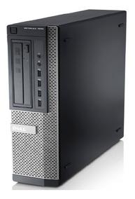Cpu Dell Mini Intel Core I3 Hd 500gb 4gb + Monitor 15