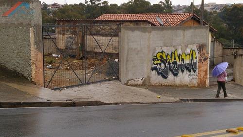 Terreno A Venda No Bairro Jardim Simus Em Sorocaba - Sp.  - Te 005-1
