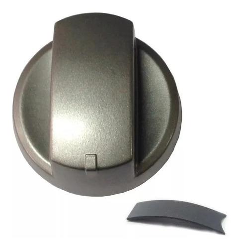 Botão Inox Forno Eletrico Electrolux Og8mx Og7mx Oe7mx Oe8mx