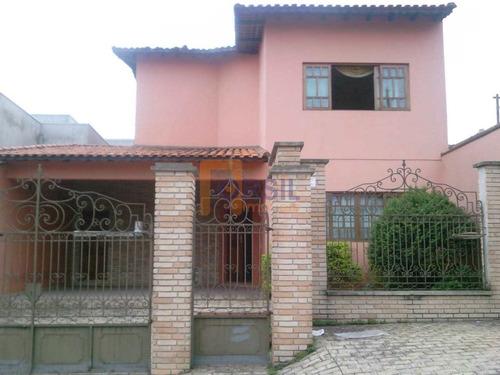 Imagem 1 de 13 de Sobrado Com 3 Dorms, Vila São Paulo, Mogi Das Cruzes, Cod: 1959 - A1959