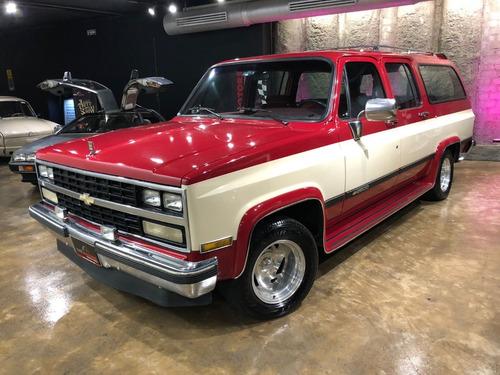 Imagen 1 de 15 de Chevrolet Suburban 1990