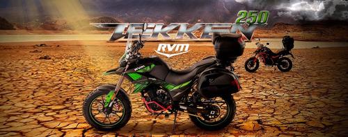 Rvm Tekken 250