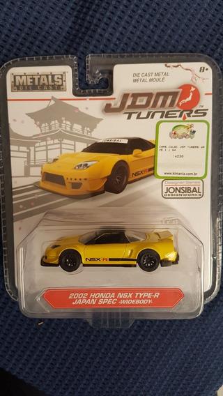 Honda Nsx Type-r Japan Spec 2002 Jada Toys Jdm Tuners 1:64