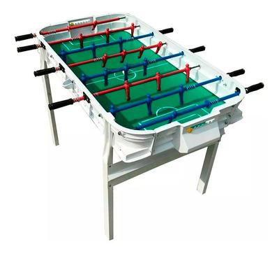 Alquiler De Metegol Tejo De Aire, Ping Pong,sapo,juegos