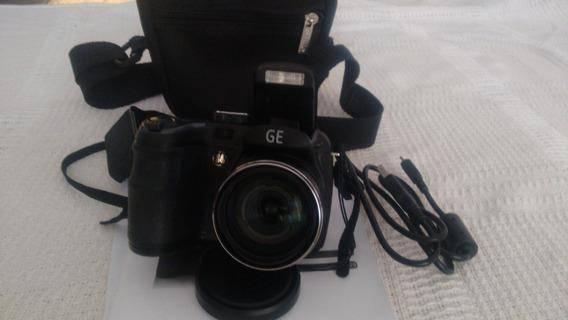 Câmera Digital Ge Semi Profissional (x550)