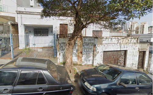 Terreno À Venda, 525 M² - Vila Assunção - Santo André/sp - Te4313
