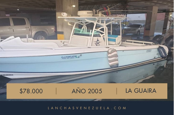Lancha Promarine Open 33