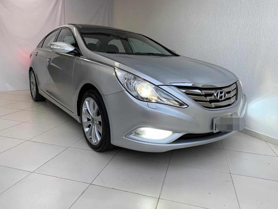 Hyundai Sonata 2.4 Mpfi 4v 16v 18cv Gasolina 4p Automatico