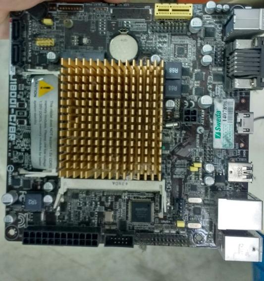Placa Mãe Asus J1800i-c/br Ddr3l Celeron Dual Core J1800