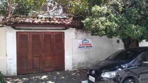 Imagem 1 de 14 de Venda Sobrado - Chácara Santo Antônio, São Paulo-sp - Rr4462