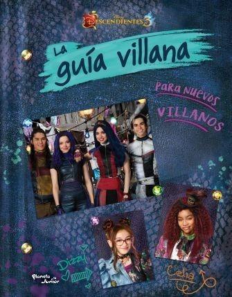 Imagen 1 de 2 de Descendientes 3. La Guía Villana Para Nuevos Villanos Disney