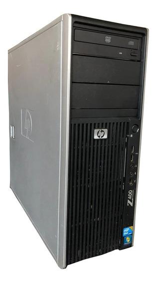 Workstation Hp Z400 Intel Xeon W3520 8gb 1tb Sata