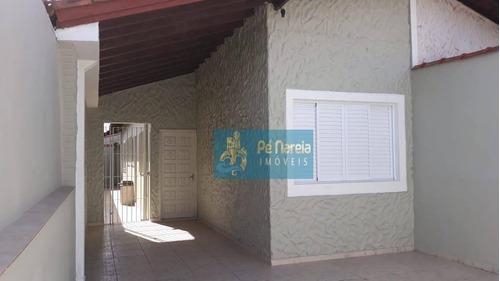 Casa Com 2 Dormitórios À Venda, 77 M² Por R$ 275.000 - R2o84c - Ocian - Praia Grande/sp - Ca0094