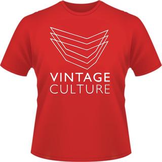 Camisa Vintage Culture Música Eletrônica House Music