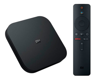 Decodificador Tv Android Xiaomi Mi Box S Android 8 1 4k 2