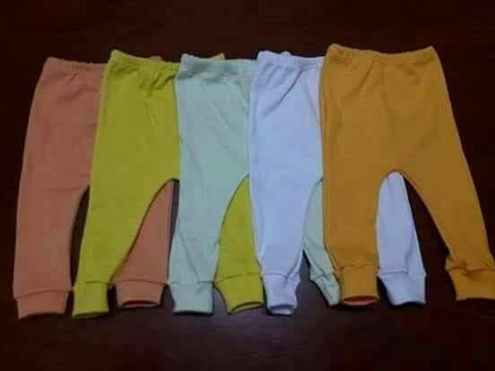 Medio Osito O Pantalon Con Puño Algodon 100% Fabricantes