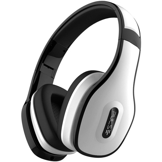 Headphone Pulse Bluetooth Ph152 Branco Com Nfe E Garantia