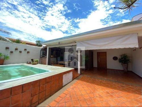 Imagem 1 de 14 de Casa Com 3 Dormitórios À Venda, 176 M² Por R$ 530.000,00 - Parque Industrial Lagoinha - Ribeirão Preto/sp - Ca0901