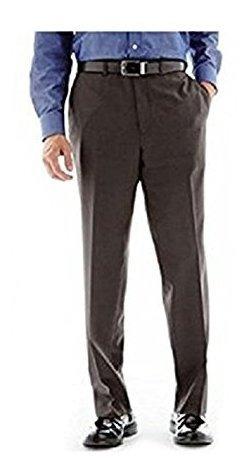 Izod Pantalones De Vestir Para Hombre 38 X 30 Cm Color Mercado Libre