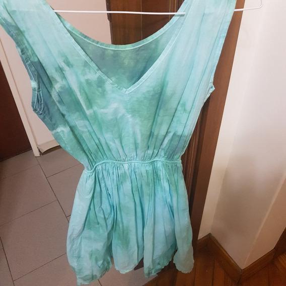 Vestido De Verano De Niña Talle M No Se Uso!!