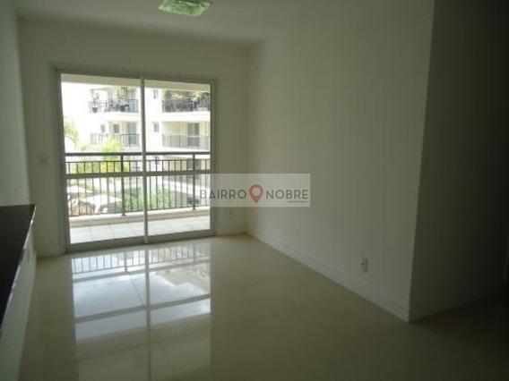Apartamento De 2 Dorms. No Morumbi - Locação - Bn1237