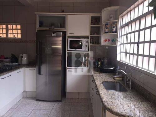 Imagem 1 de 11 de Casa Residencial À Venda, Residencial E Comercial Palmares, Ribeirão Preto. - Ca0205