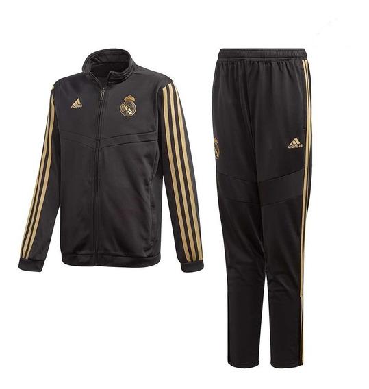 Buzo Completo adidas Real Madrid 2019-2020 Niño