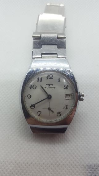 Relógio Technos Corda Manual - Ref:02