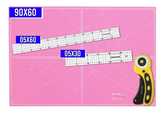 Base De Corte 90x60 Patchwork Scrapbook Cartonagem