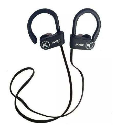 Fone Ouvido Bluetooth C/ Microfone Knup Kp-443