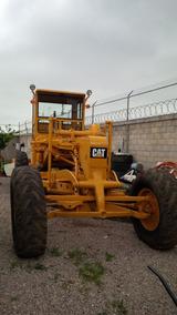 Motoconformadora Cat 12g