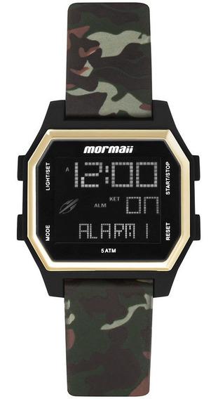 Relógio Digital Mormaii Luau Preto Mo3124ac/8d