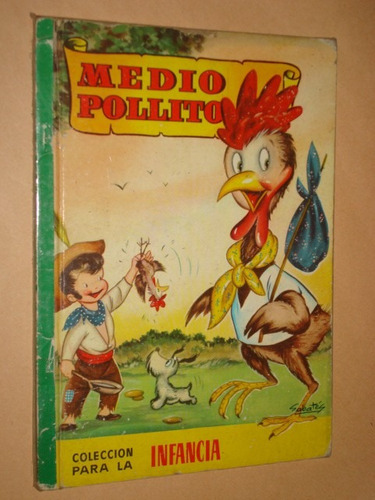Coleccion Para La Infancia Medio Pollito