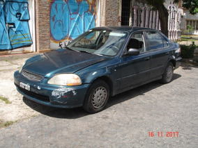 Honda Civic 1.6 Ex At Titular Al Dia